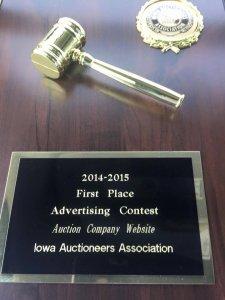 Awarded Best Auction Website