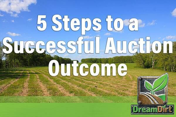 """We Want To Have An Auction"" 5 Steps To A Successful Auction Outcome"
