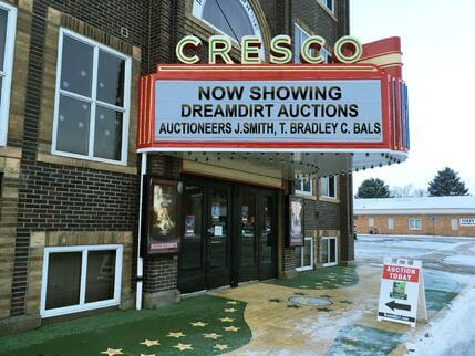 DreamDirt Auctions