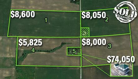 Online Land Auction Brings Excellent Results In Kossuth County, Iowa