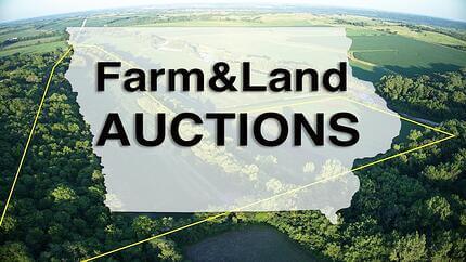 """Iowa Farm & Land Auctions"""