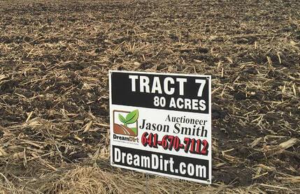 80 Acre Farmland Sale