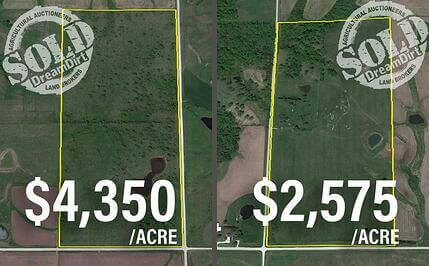 These Land Sellers Beat Their Appraisal Value By $184,300