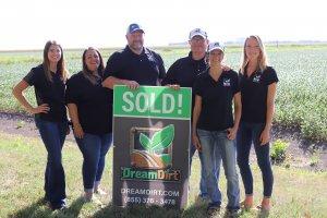 DreamDirt Auctioneers Staff