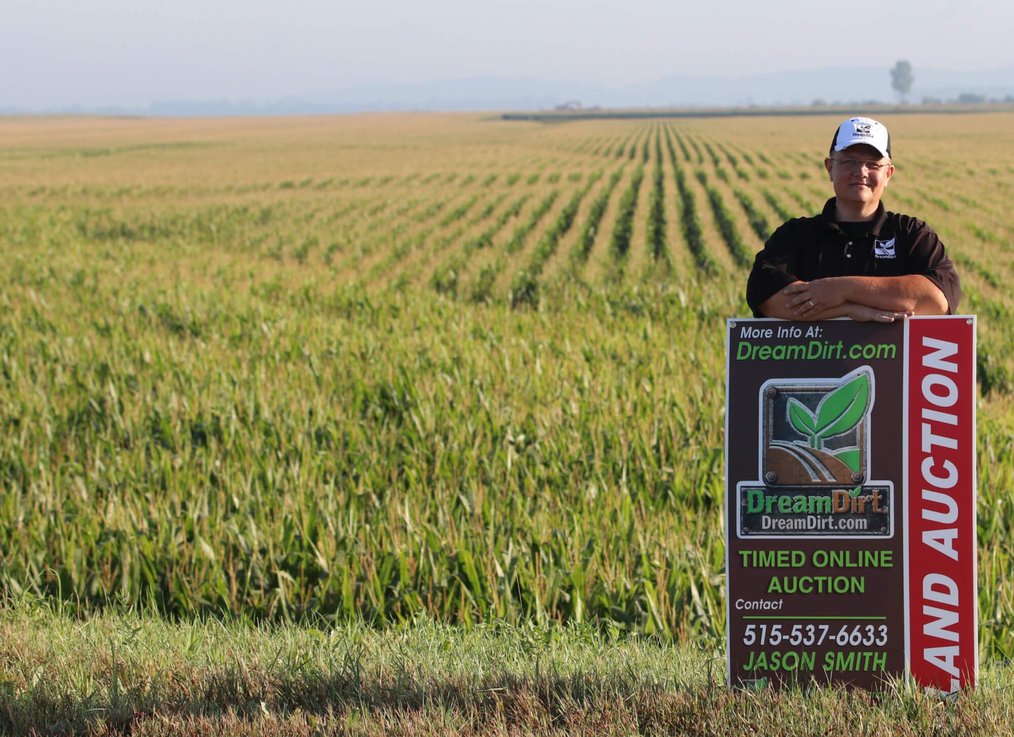 farmland sales in iowa