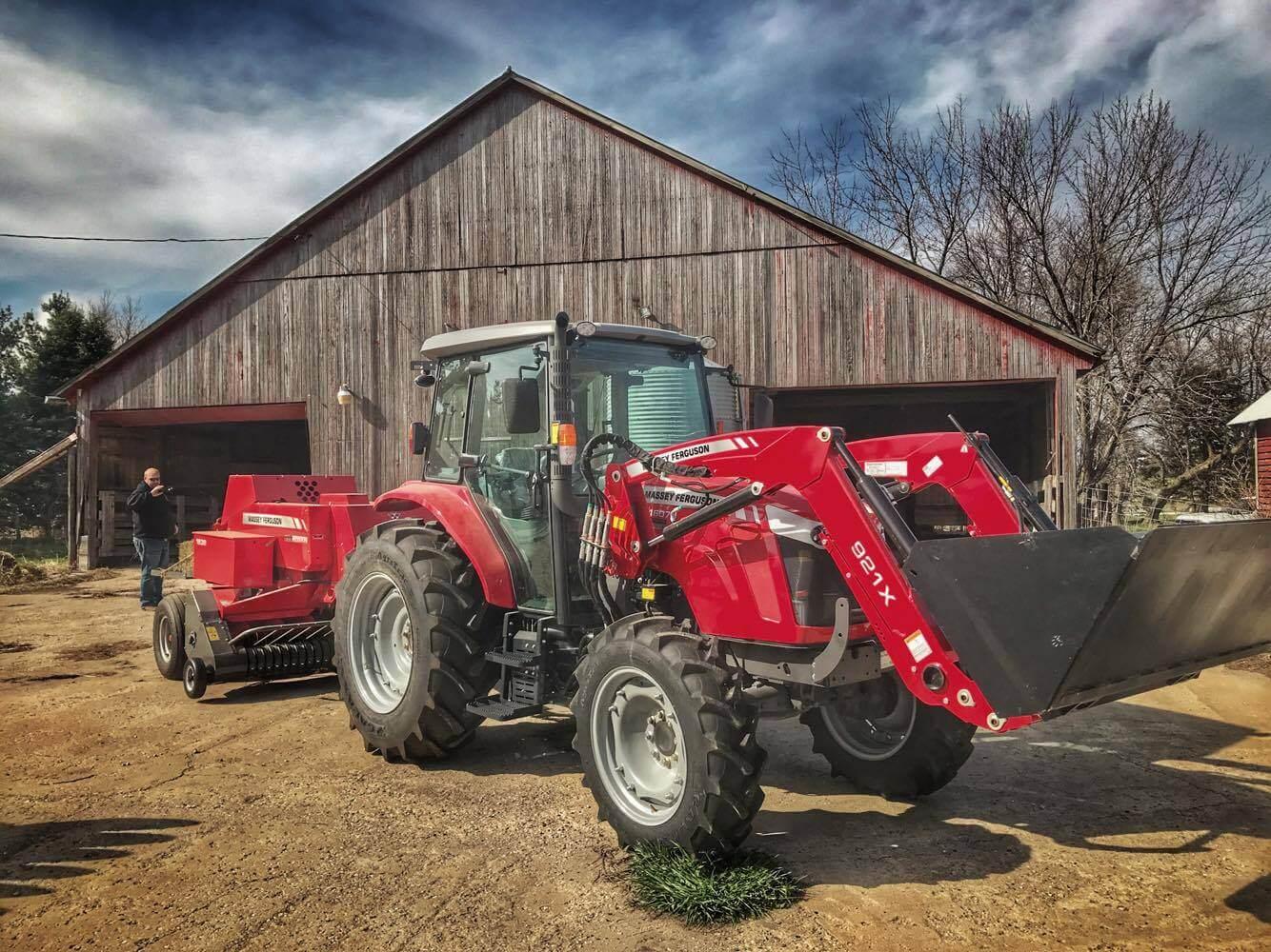 farm equipment sales positions