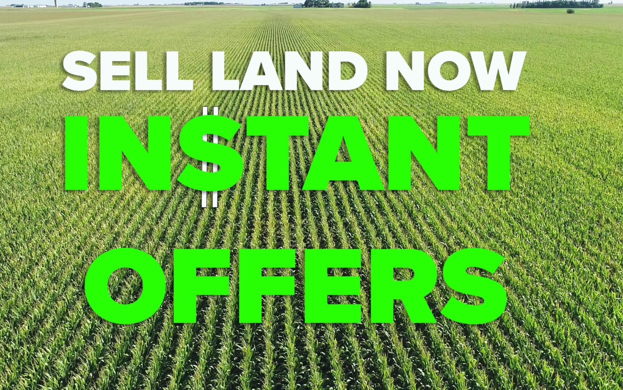 cash offers for farmland