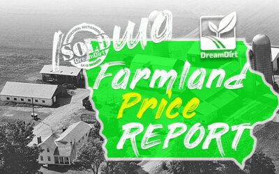 Iowa's Weekly Farmland Sales Report Sept 24th
