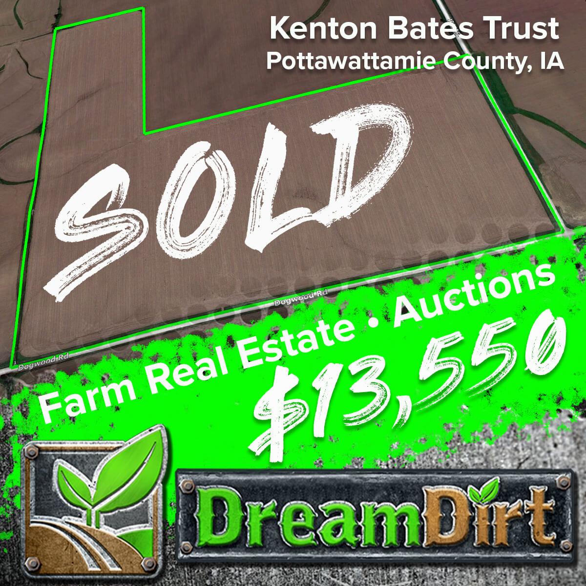 farmland auction result