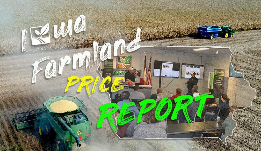 Iowa's Weekly Farmland Sales Report Sept 17
