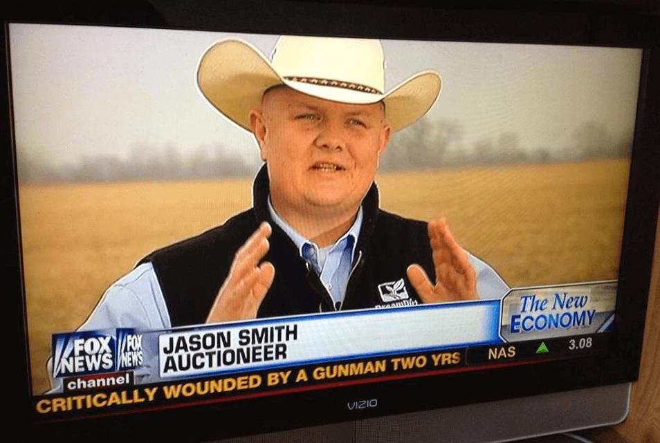 Iowa land company spokesman