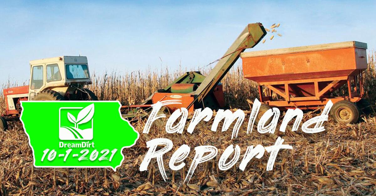 Farmland Price Report Cover
